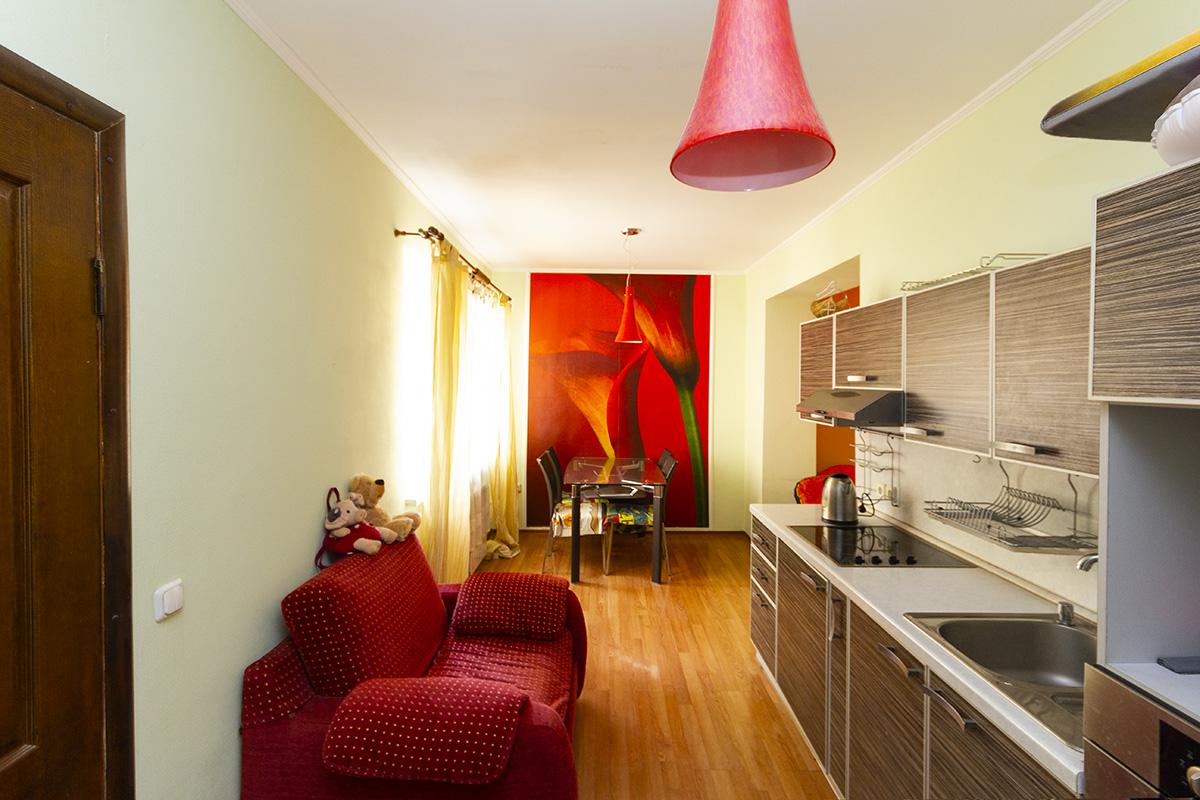 Продается 2-х комнатная квартира Ялта пгт. Форос 1