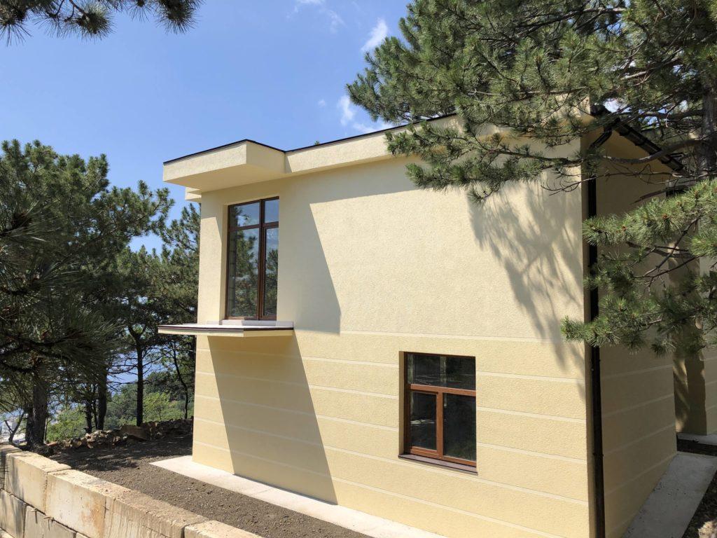 Продается двухэтажный дом в  с видом на море 13