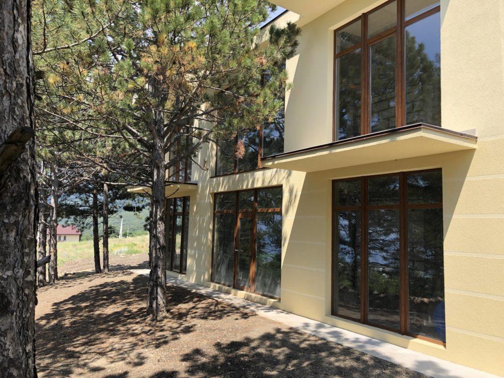 Продается двухэтажный дом в  с видом на море 2