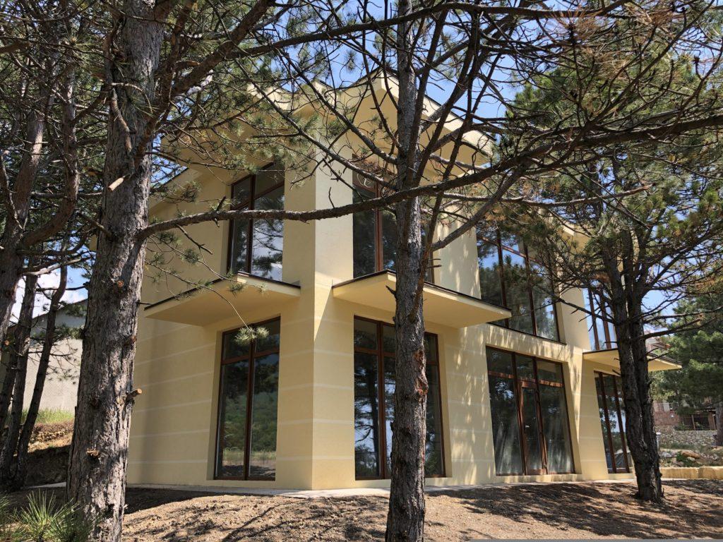 Продается двухэтажный дом в  с видом на море 15