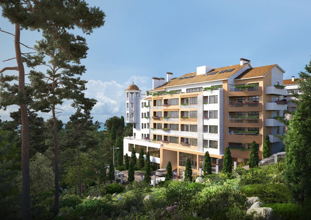 Квартира №76 в ЖК Монако 19