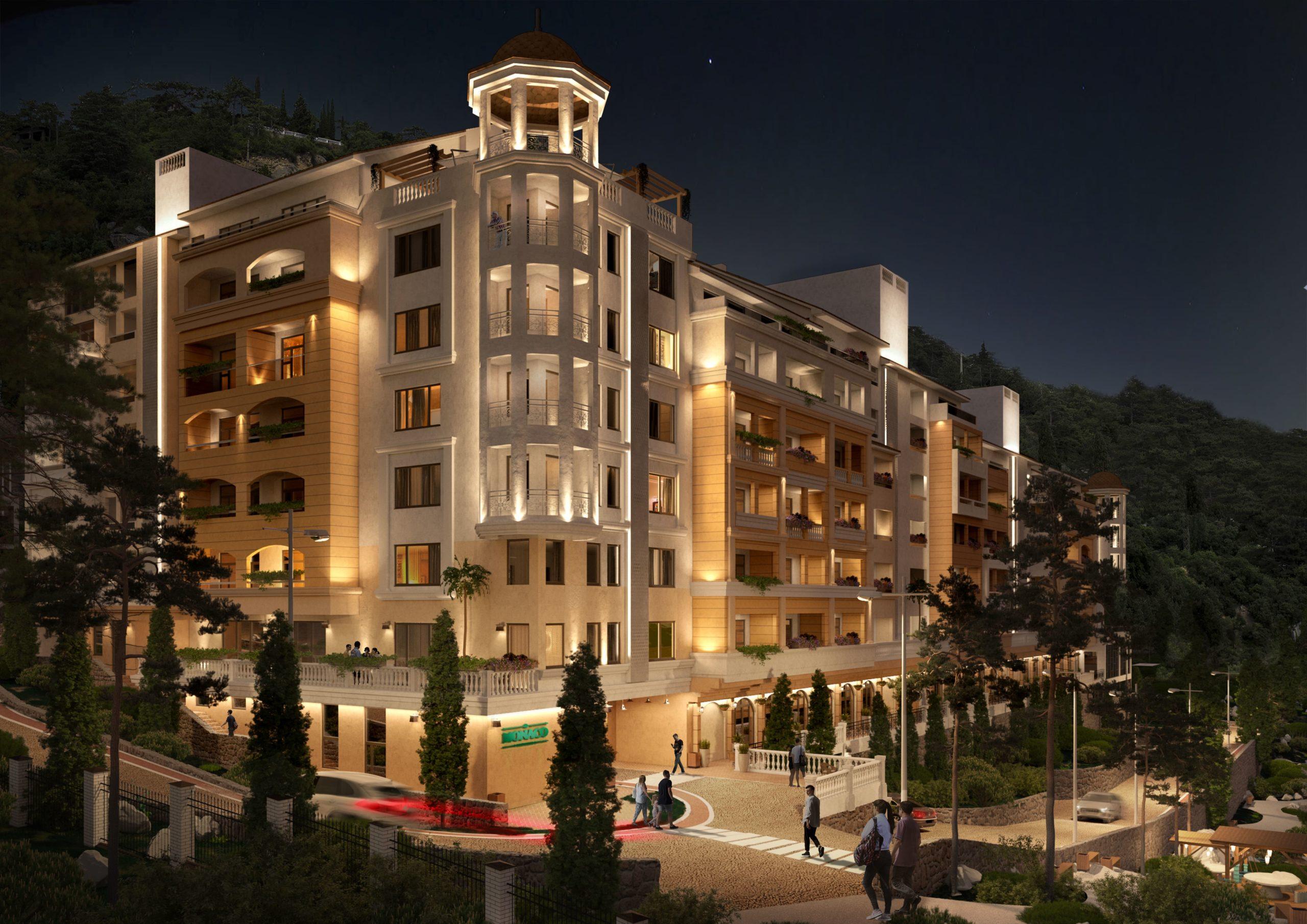 Квартира №65 в ЖК Монако 13