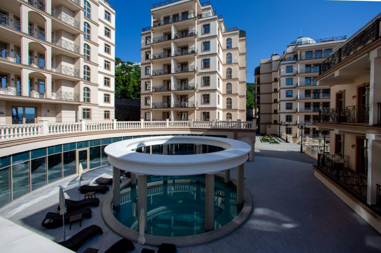 Апартаменты №24 в ЖК Дипломат 1