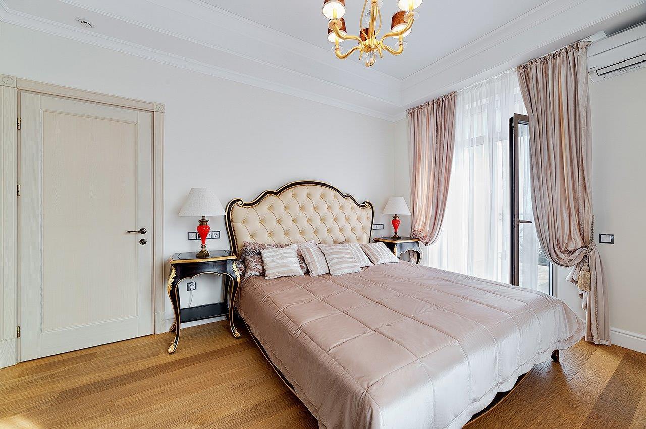 Апартамент №31 (пентхаус) в ЖК Дипломат 8