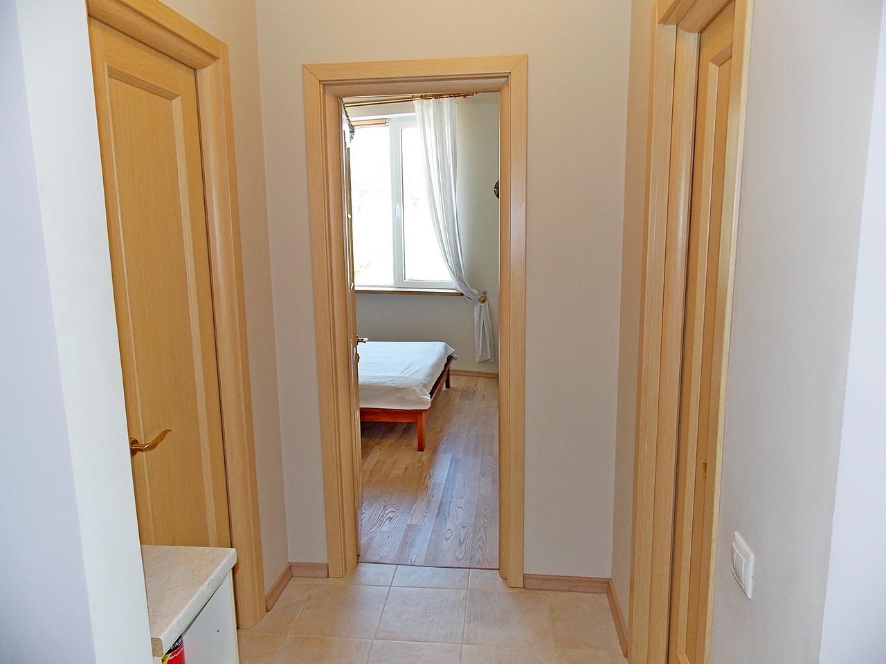 Квартира с ремонтом в пгт.Гурзуф ЖК Белый Дом 19