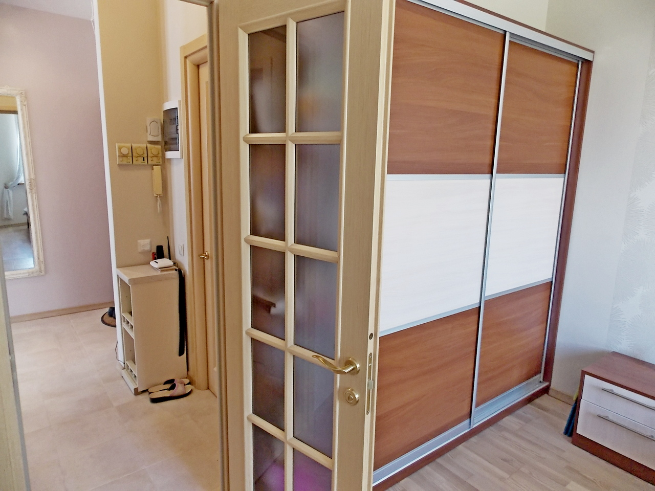 Квартира с ремонтом в пгт.Гурзуф ЖК Белый Дом 10