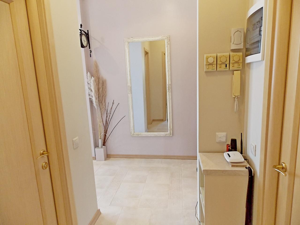 Квартира с ремонтом в пгт.Гурзуф ЖК Белый Дом 20