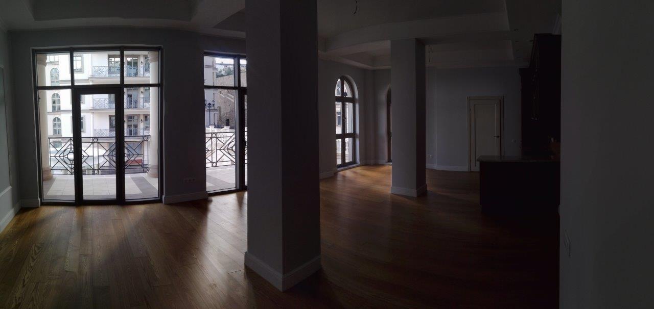 Апартаменты №2 в ЖК Дипломат 14