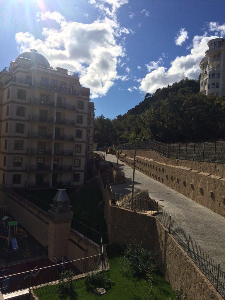 Апартаменты №24 в ЖК Дипломат 11