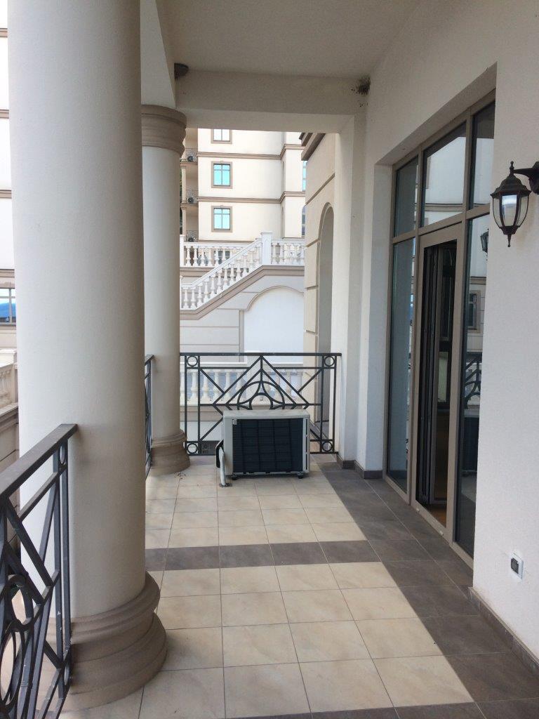 Апартаменты №2 в ЖК Дипломат 19