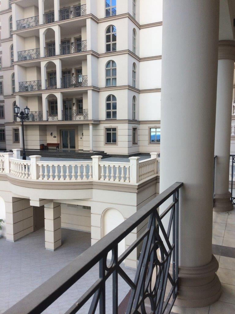 Апартаменты №2 в ЖК Дипломат 20
