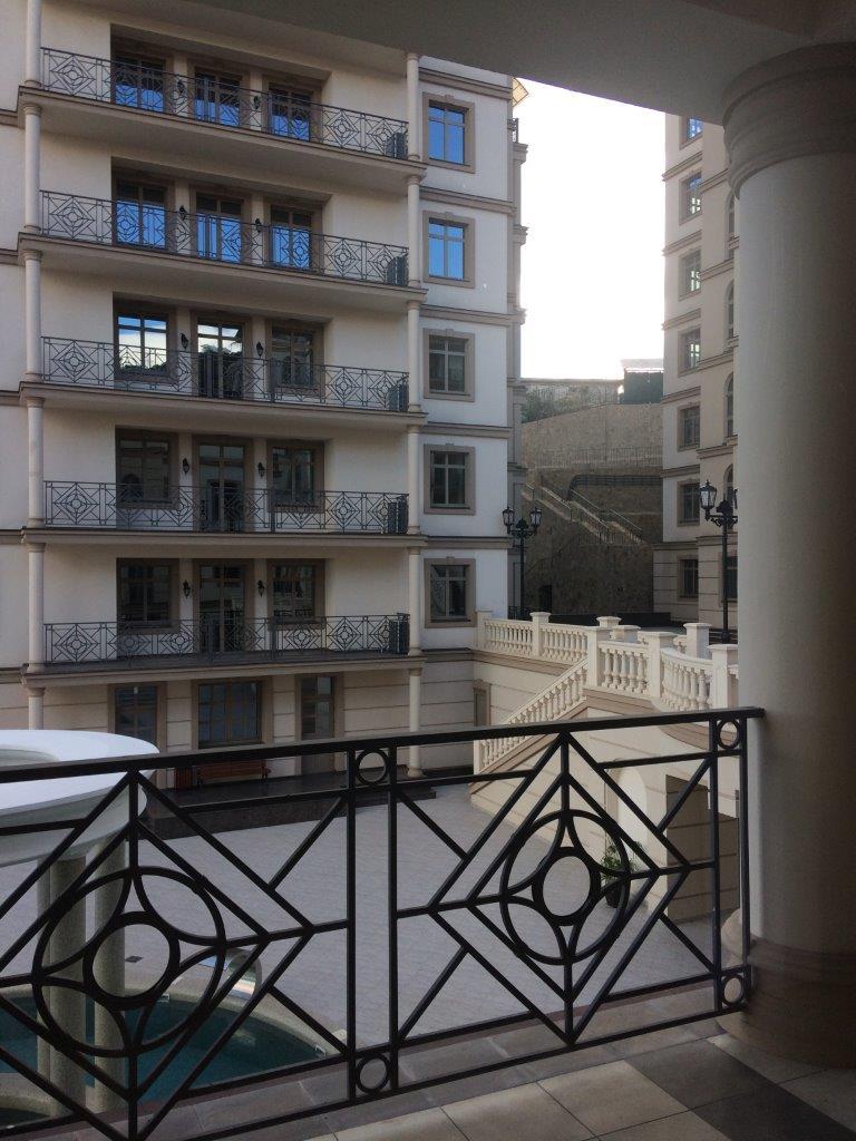 Апартаменты №2 в ЖК Дипломат 26