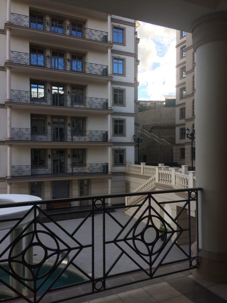 Апартаменты №2 в ЖК Дипломат 27
