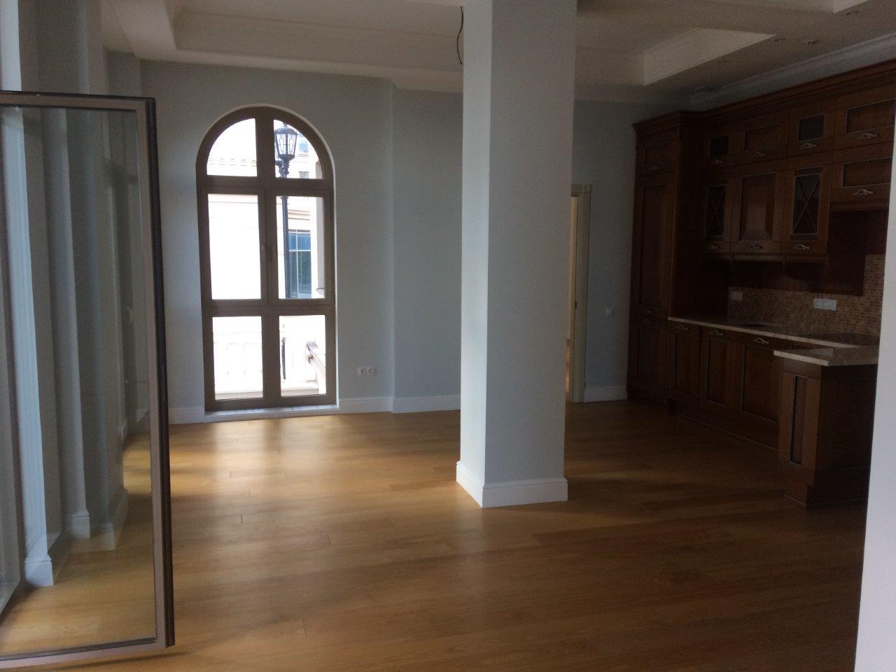Апартаменты №2 в ЖК Дипломат 28