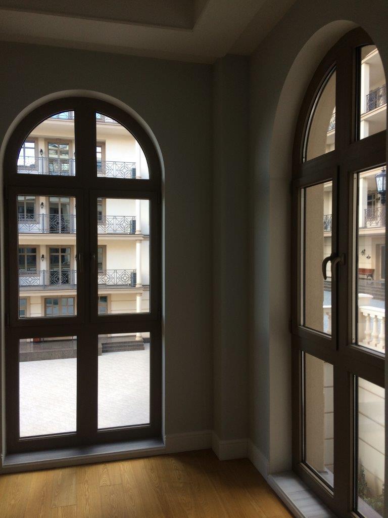 Апартаменты №2 в ЖК Дипломат 2