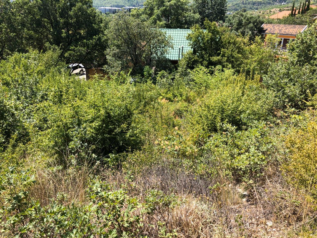 Продается земельный участок площадью 10 соток в Гурзуфе 5