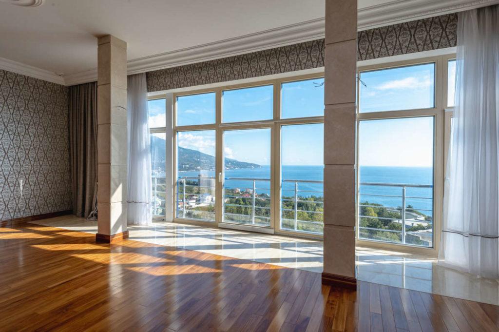 Эксклюзивная квартира в ЖК Корона с прямым видом на море 1
