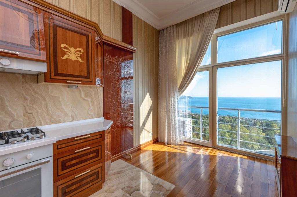 Эксклюзивная квартира в ЖК Корона с прямым видом на море 6