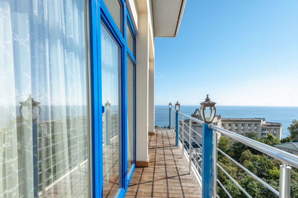 Эксклюзивная квартира в ЖК Корона с прямым видом на море 7