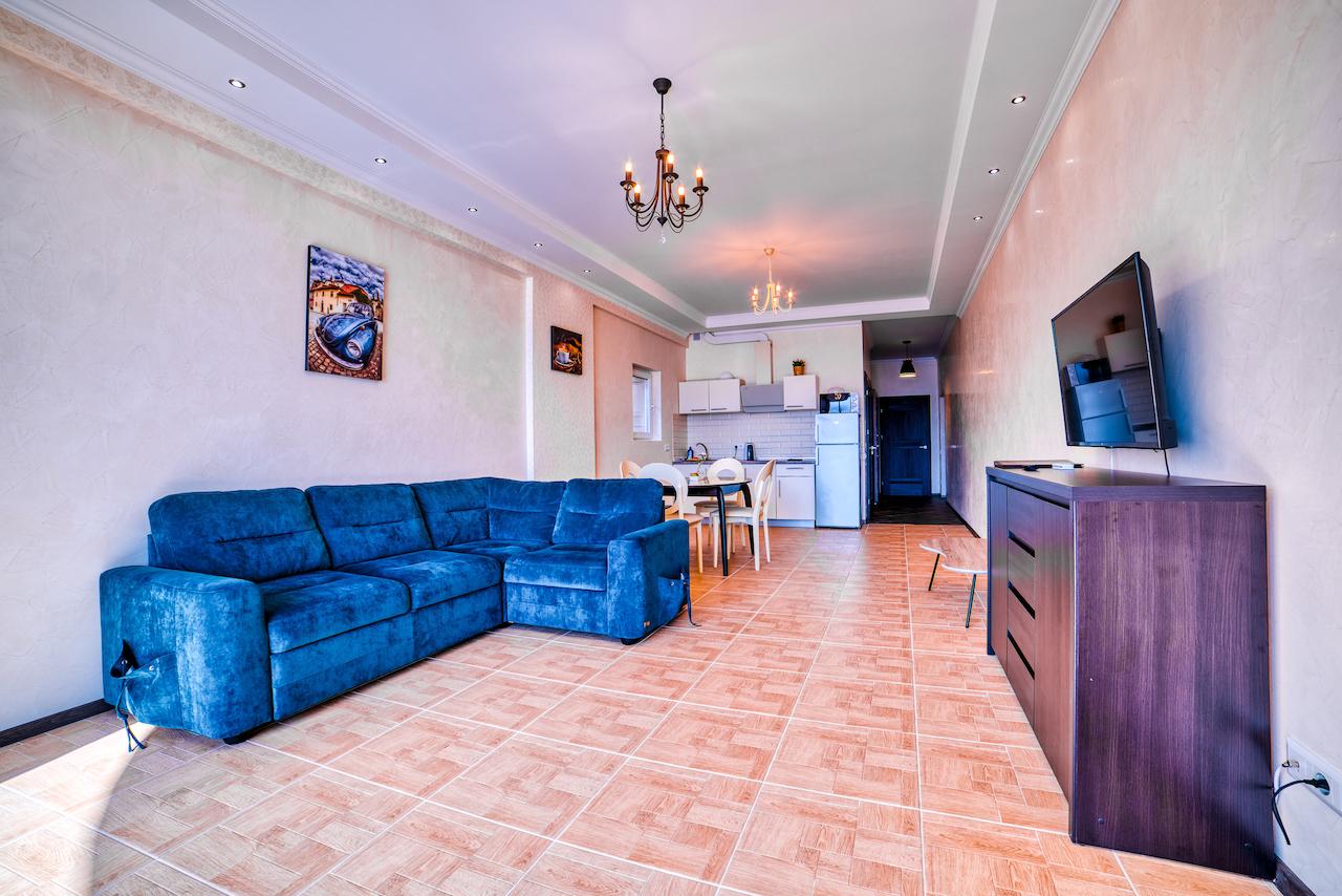 Квартира №21 в ЖК Валенсия 5