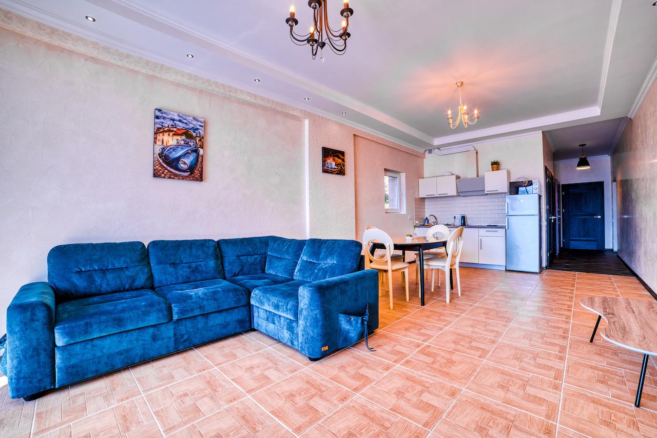 Квартира №21 в ЖК Валенсия 6