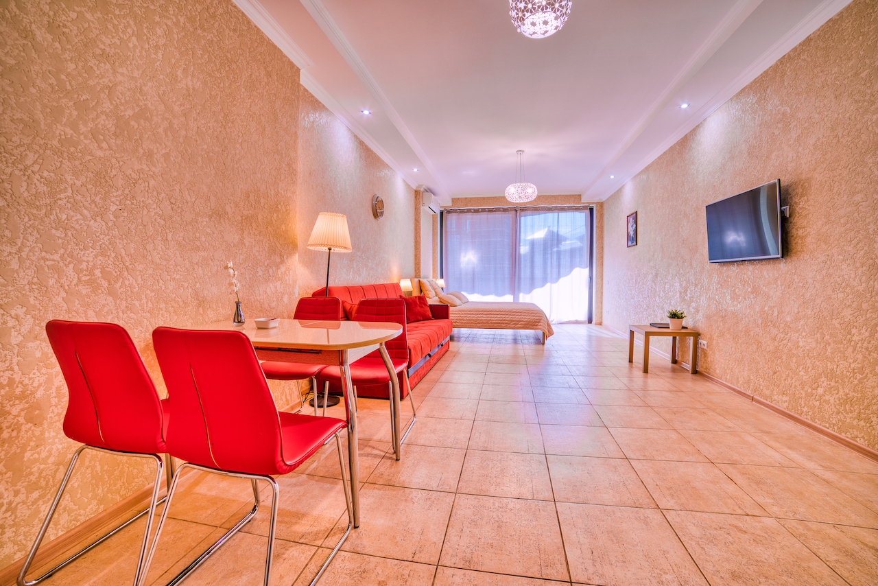 Квартира №2А в ЖК Валенсия 16