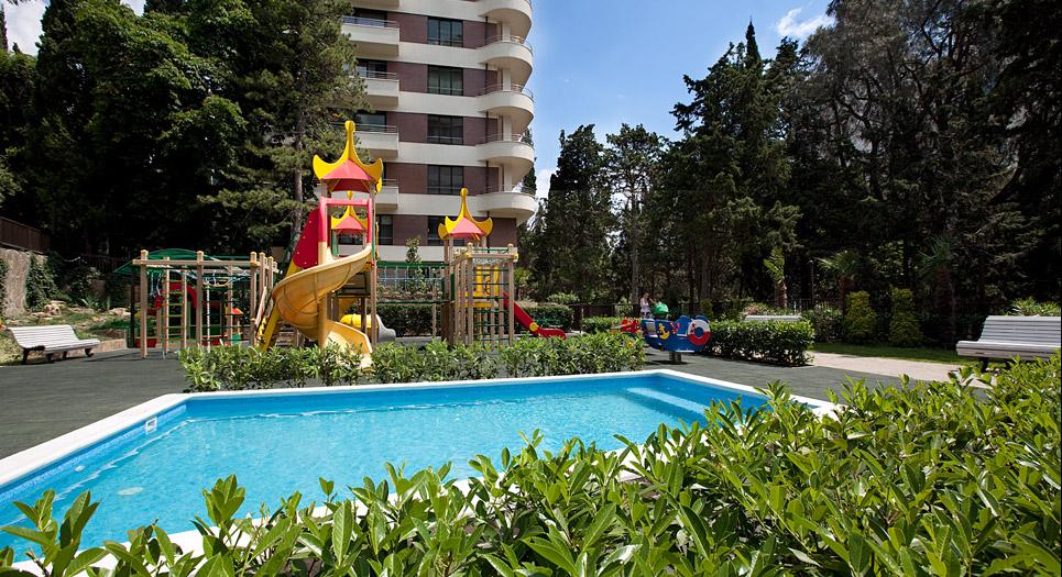 Квартира с панорамный видом в ЖК Омега 7