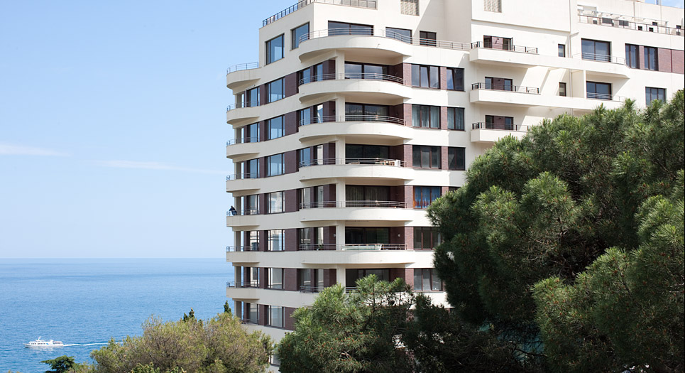 Квартира с панорамный видом в ЖК Омега 6
