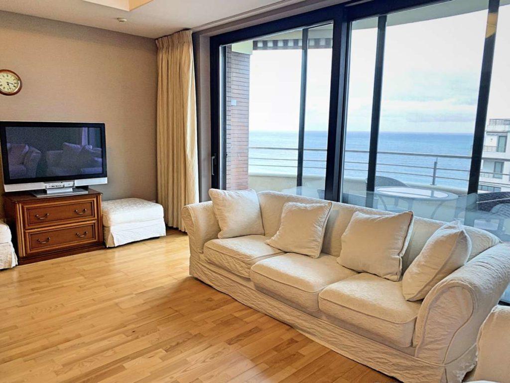 Квартира с панорамный видом в ЖК Омега 1