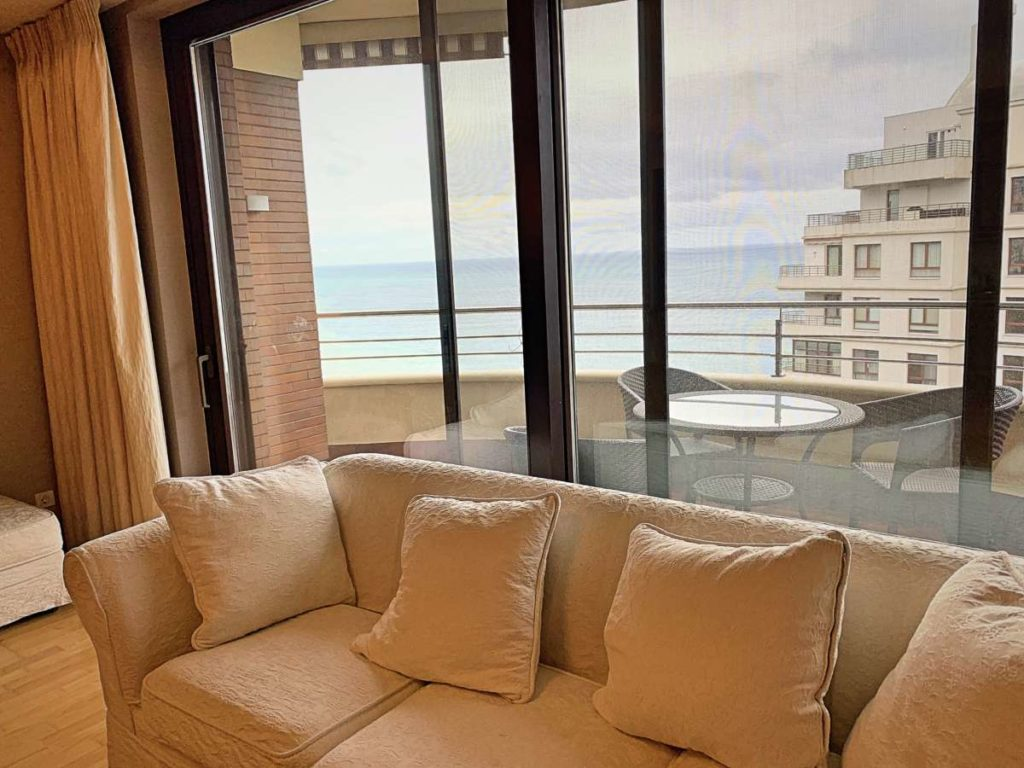 Квартира с панорамный видом в ЖК Омега 5