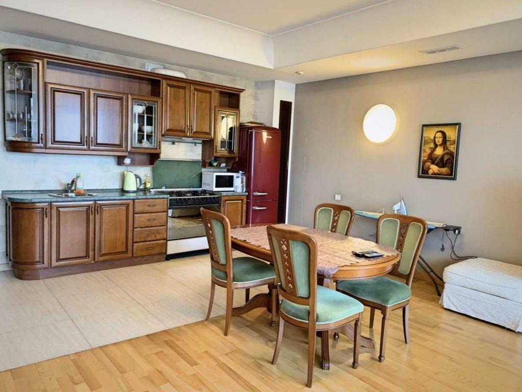 Квартира с панорамный видом в ЖК Омега 4