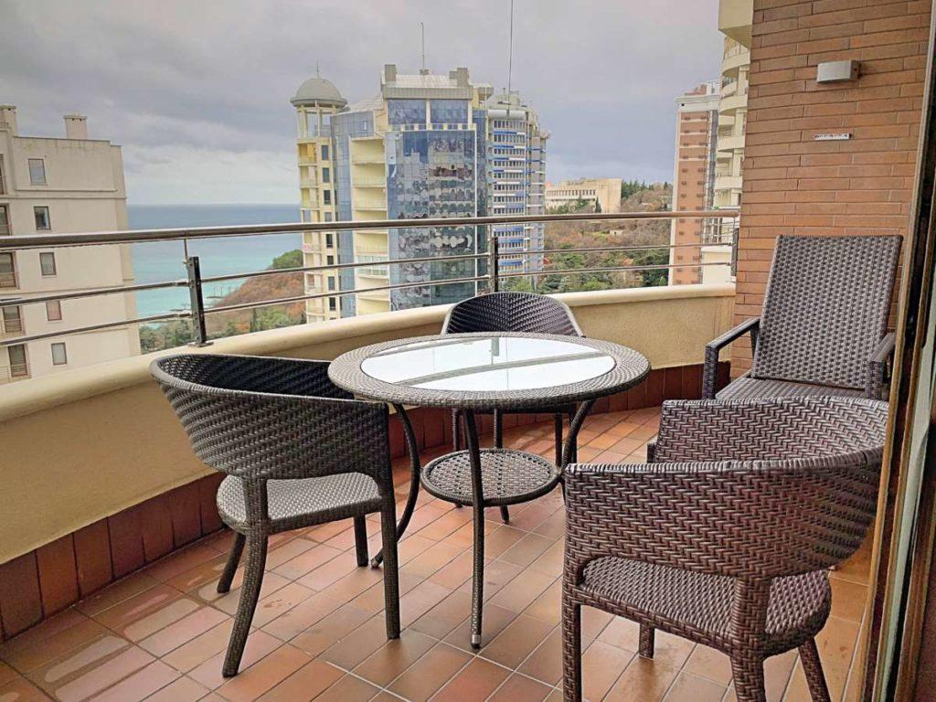 Квартира с панорамный видом в ЖК Омега 2