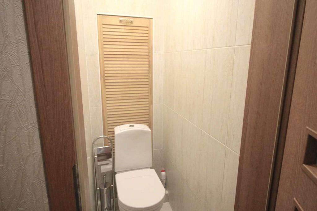 Трех комнатная квартира с ремонтом в жилом районе 13