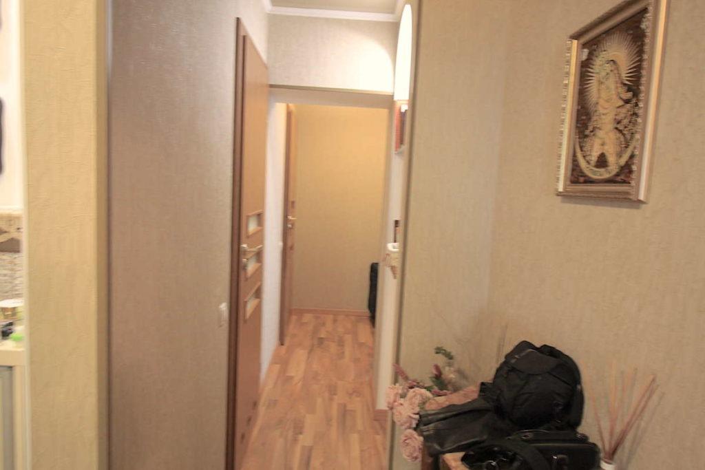 Трех комнатная квартира с ремонтом в жилом районе 14