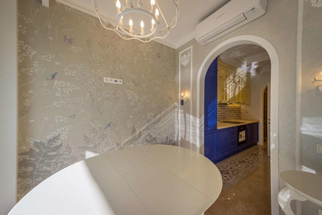 Апартаменты с ремонтом в ЖК Зазеркалье 4