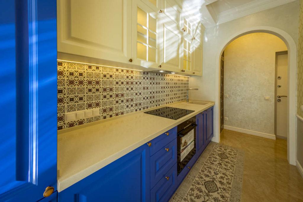 Апартаменты с ремонтом в ЖК Зазеркалье 9