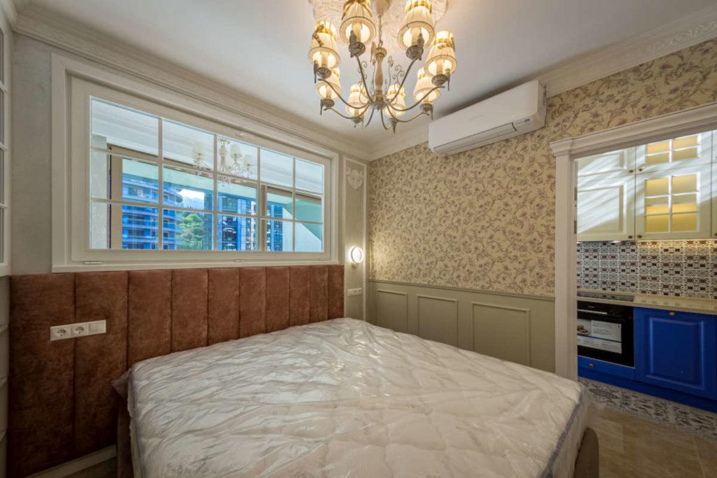 Апартаменты с ремонтом в ЖК Зазеркалье 10