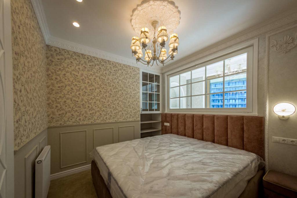 Апартаменты с ремонтом в ЖК Зазеркалье 12