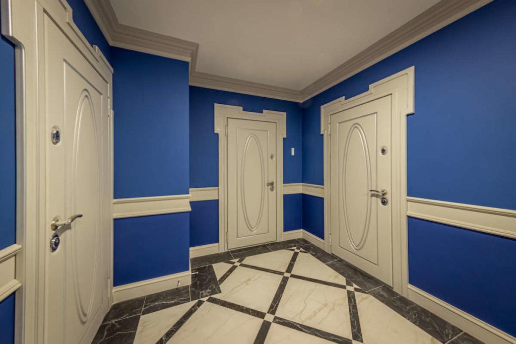 Апартаменты с ремонтом в ЖК Зазеркалье 17