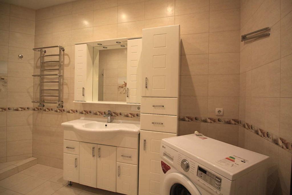 Квартира с ремонтом в ЖК Долине Гор 15