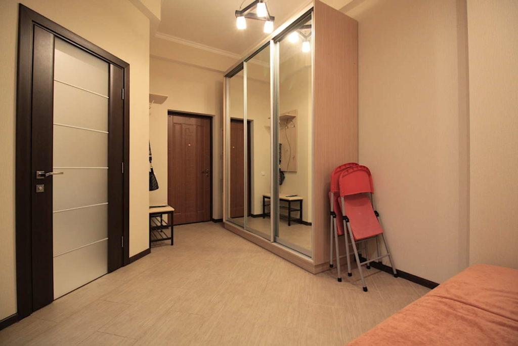 Квартира с ремонтом в ЖК Долине Гор 17