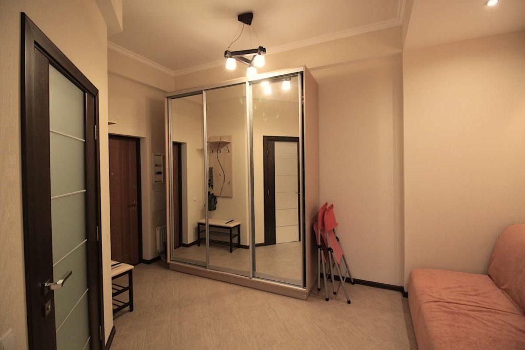Квартира с ремонтом в ЖК Долине Гор 18