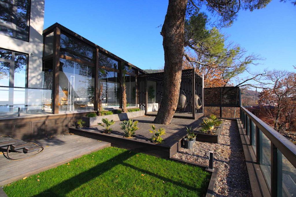 Дизайнерский дом в Ялте с коммерцией 4