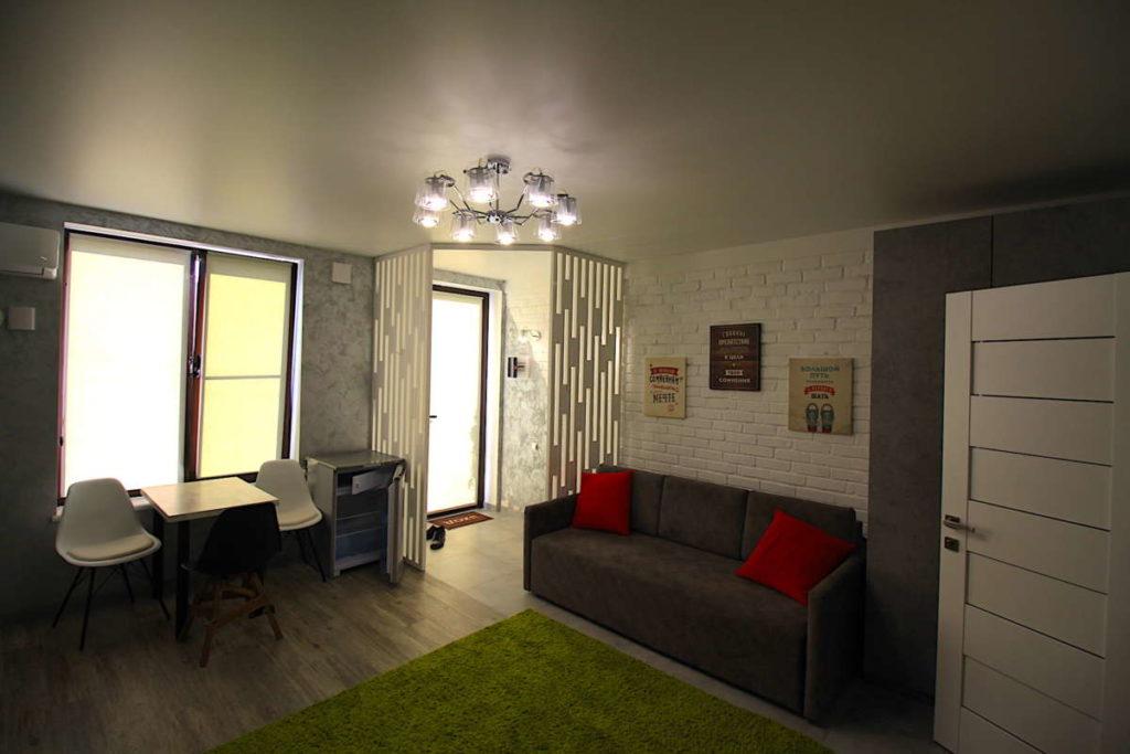 Дизайнерский дом в Ялте с коммерцией 18