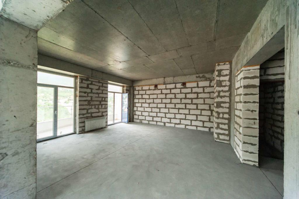 Квартира №1311 в ЖК Шато Лувр 13