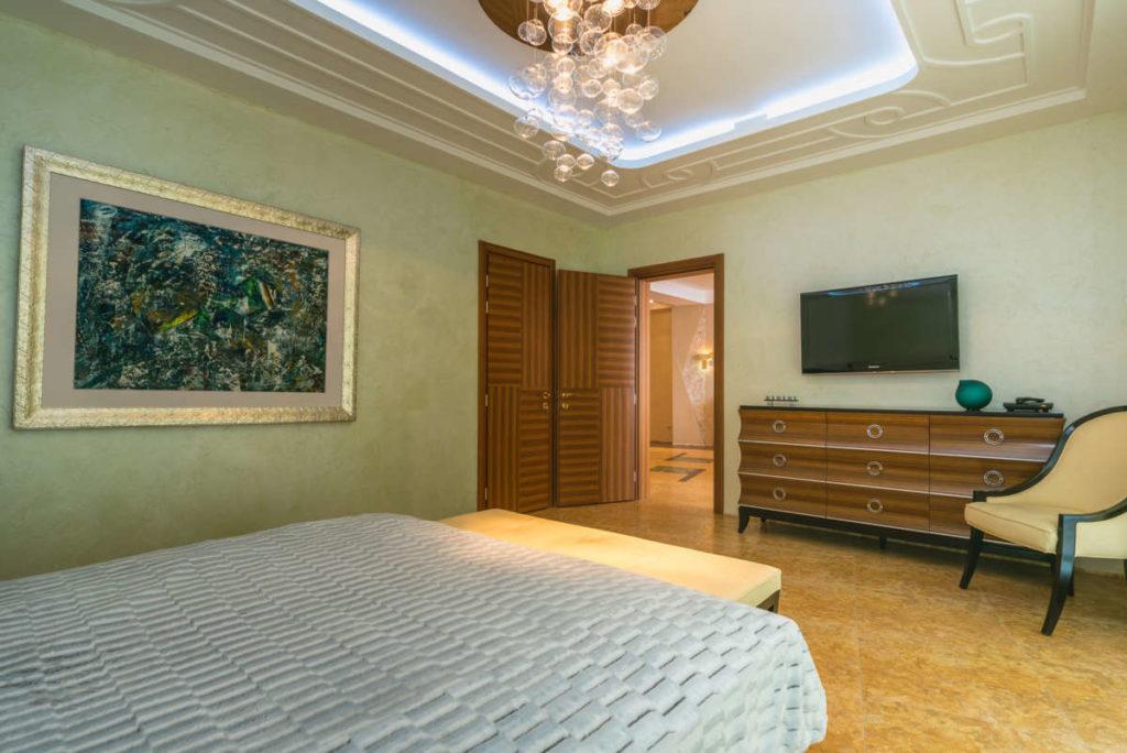 Квартира в зеленой зонеБольшой Ялты 12
