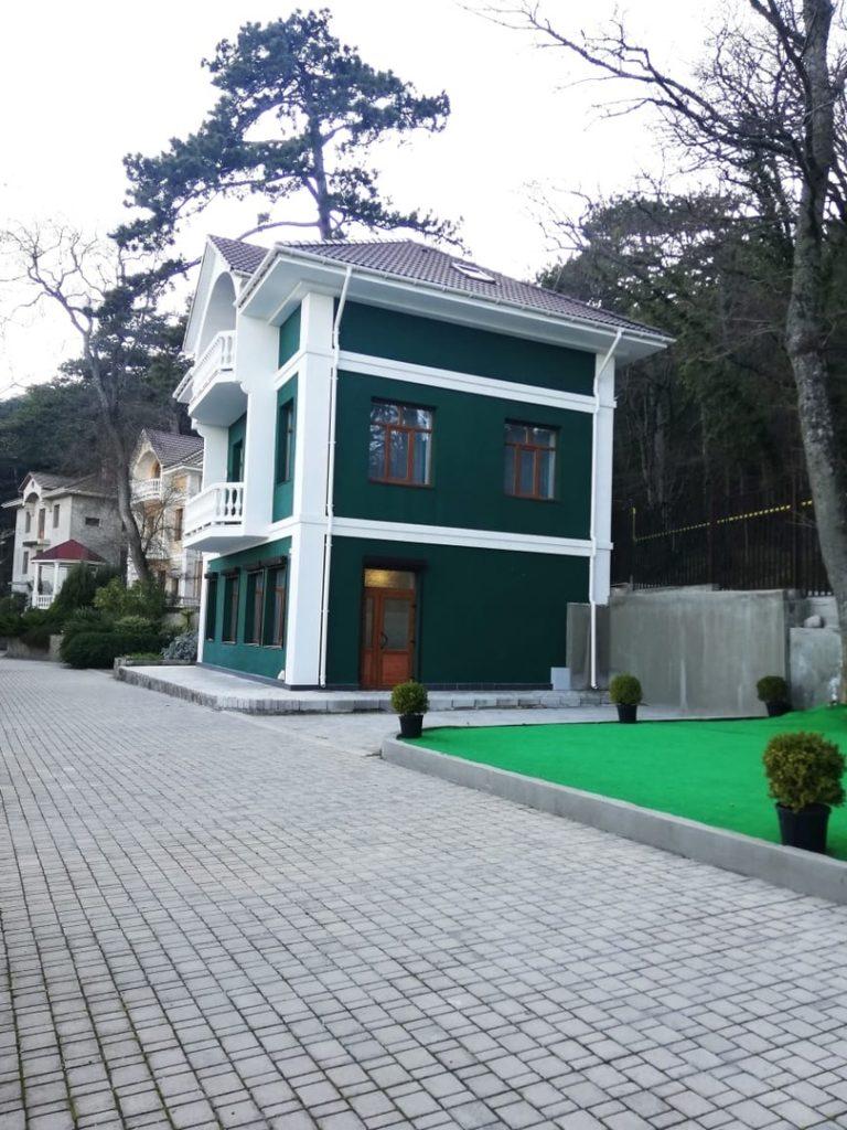 Дом в посёлке Горный 7