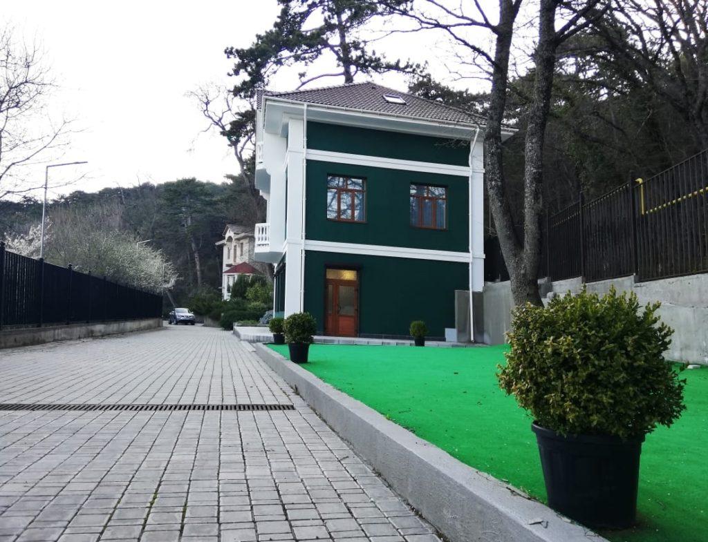 Дом в посёлке Горный 8