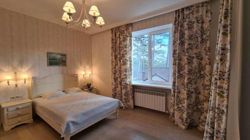 Дом с дизайнерским ремонтом в пгт.Горный 20