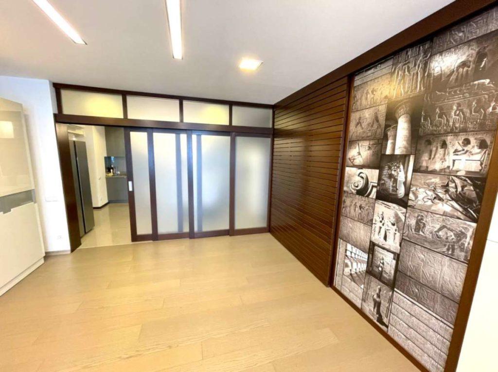 Апартаменты с видом и ремонтом в ЖК Лазурный Элит 4
